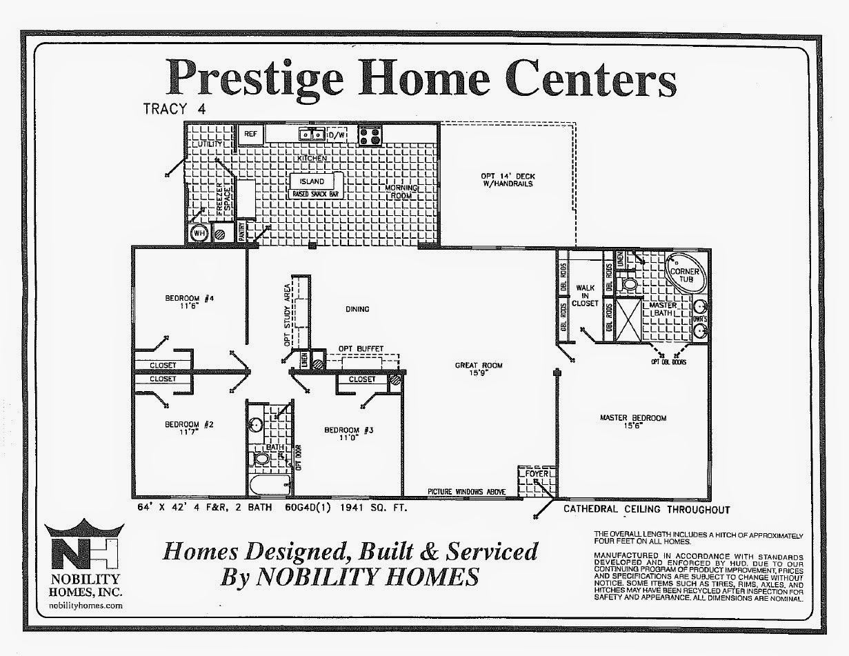 Floor Plans For 5 Bedroom Homes Video Of Tracy 4 4 Br 2 Ba 1941 Sq Ft Prestige Home