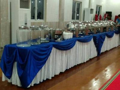 Catering untuk Pesta dan Resepsi Pernikahan