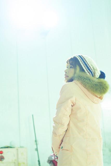 Hisamatsu Ikumi 久松郁実 SNOW ROMANCE Images 09