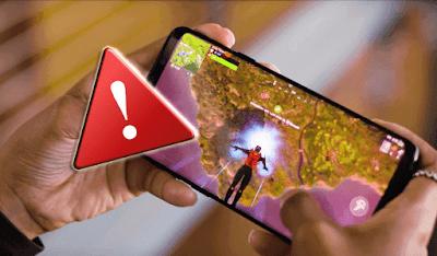 جوجل تحدر من ثغرة في لعبة fortnite على الاندرويد و تنتقم من Epic Games