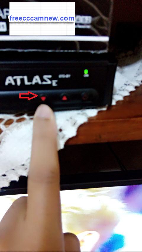 شرح طريقة تشغيل Switch 1.0 في لجهاز ATLAS E