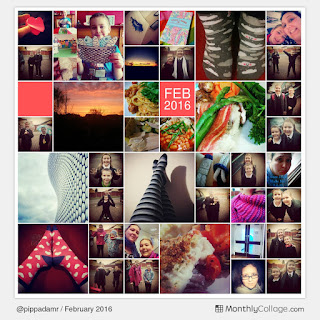 A Month of Instagram images from PippaDAMR