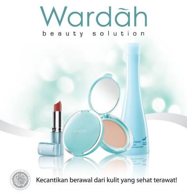 Wardah Acne Face Powder - Bedak padat yang bagus untuk touch up