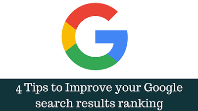 Google search results ranking
