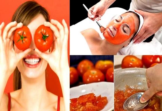 14 Manfaat Masker Tomat Cara Membuatnya