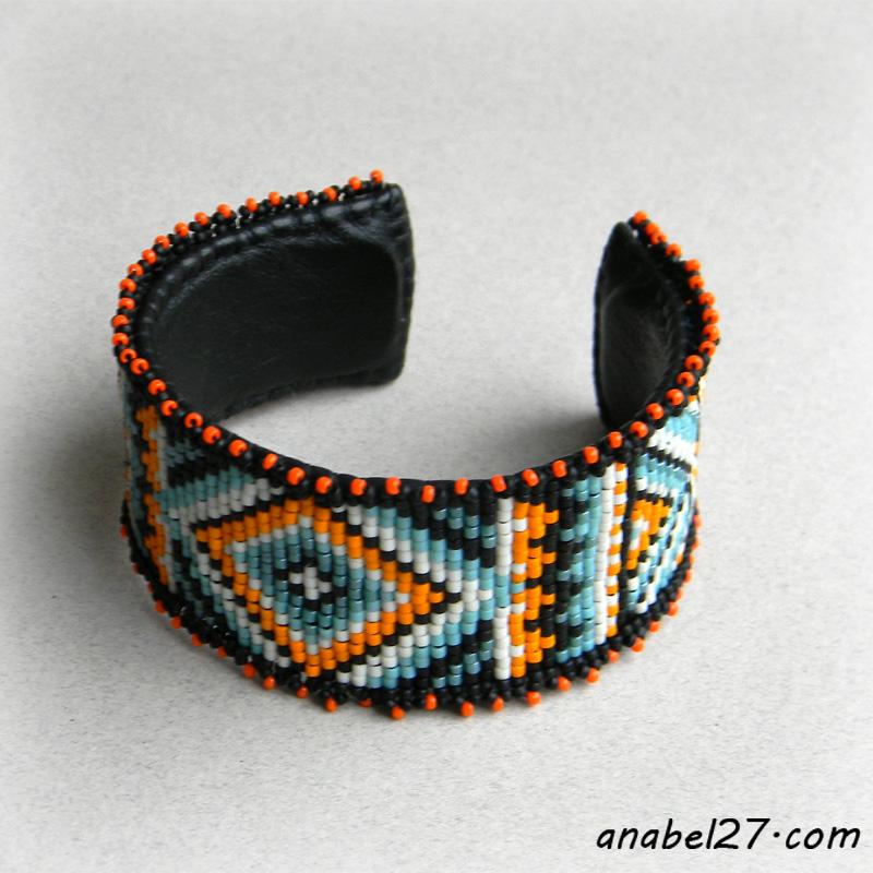 Anabel анабель украшения бисерный браслет