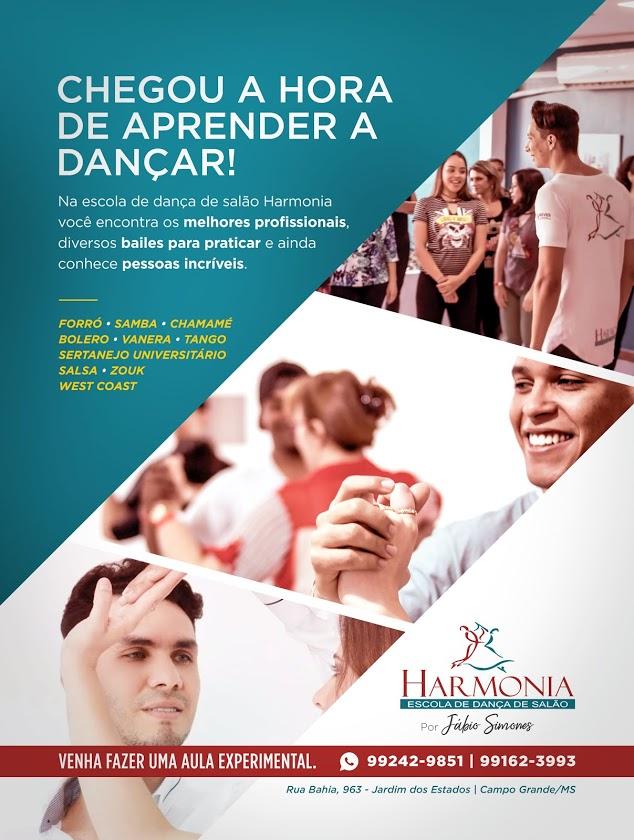 158621cc32 Escola de Dança de Salão Harmonia