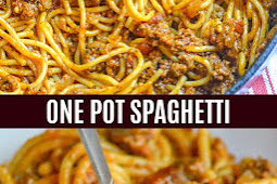 One Pot Spaghetti