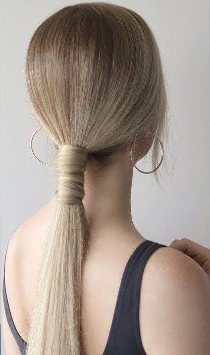 perfect hairstyle idea to try right now