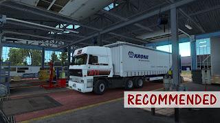 ets 2 daf f241 series truck mod