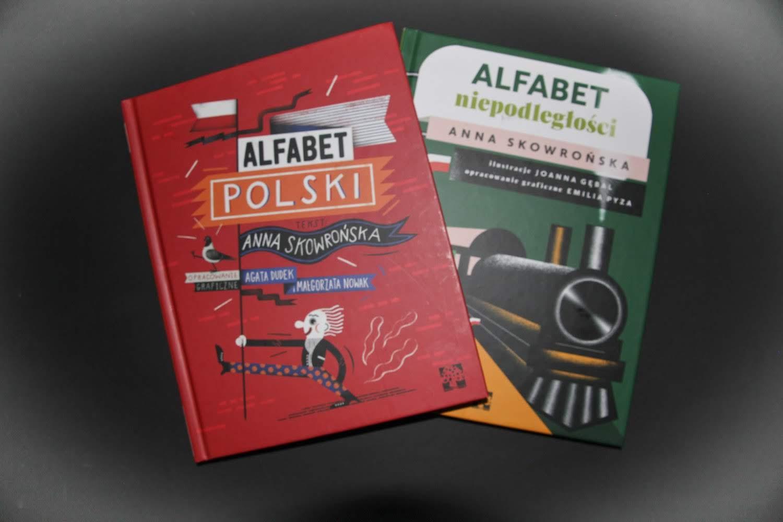 """""""Alfabet Polski"""", """"Alfabet niepodległości"""", czyli o Polsce bez zadęcia"""