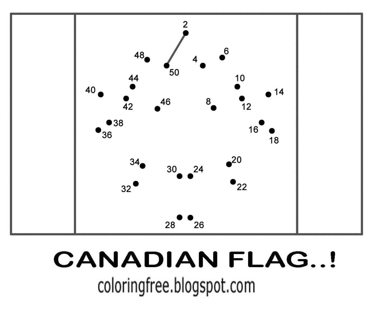 Canadian provincial flags coloring pages | 1000x1200