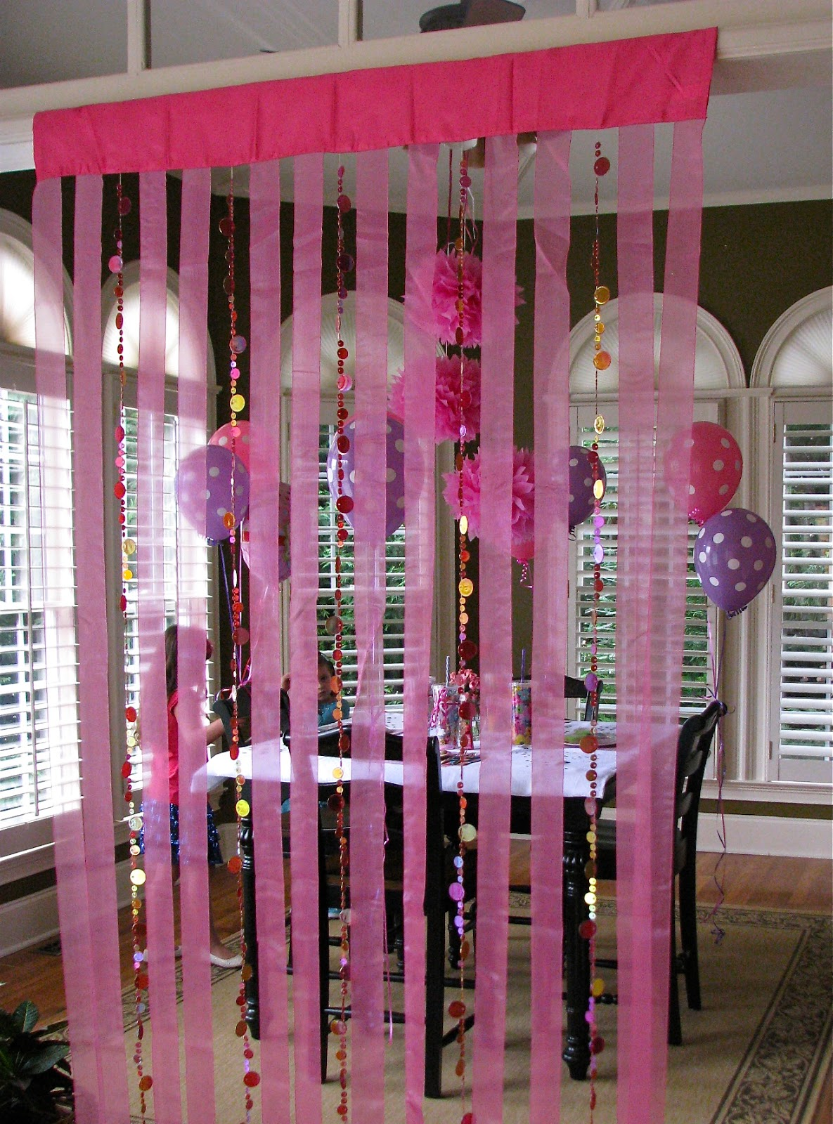 Homemadeville Your Place For Homemade Inspiration Girl 39 S Birthday Party Decorations
