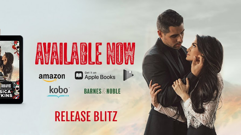 Violent Triumphs by Jessica Hawkins | Release Day!