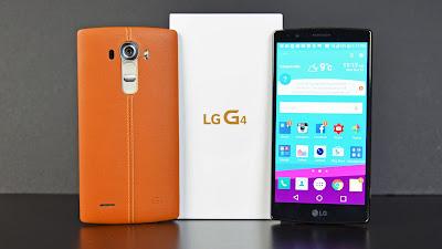 LG G4 sobrevive contra el agua