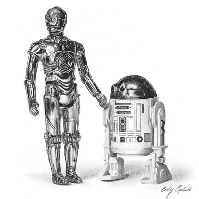 02-R2D2-and-C3PO-Star-Wars-Emily-Copeland-www-designstack-co