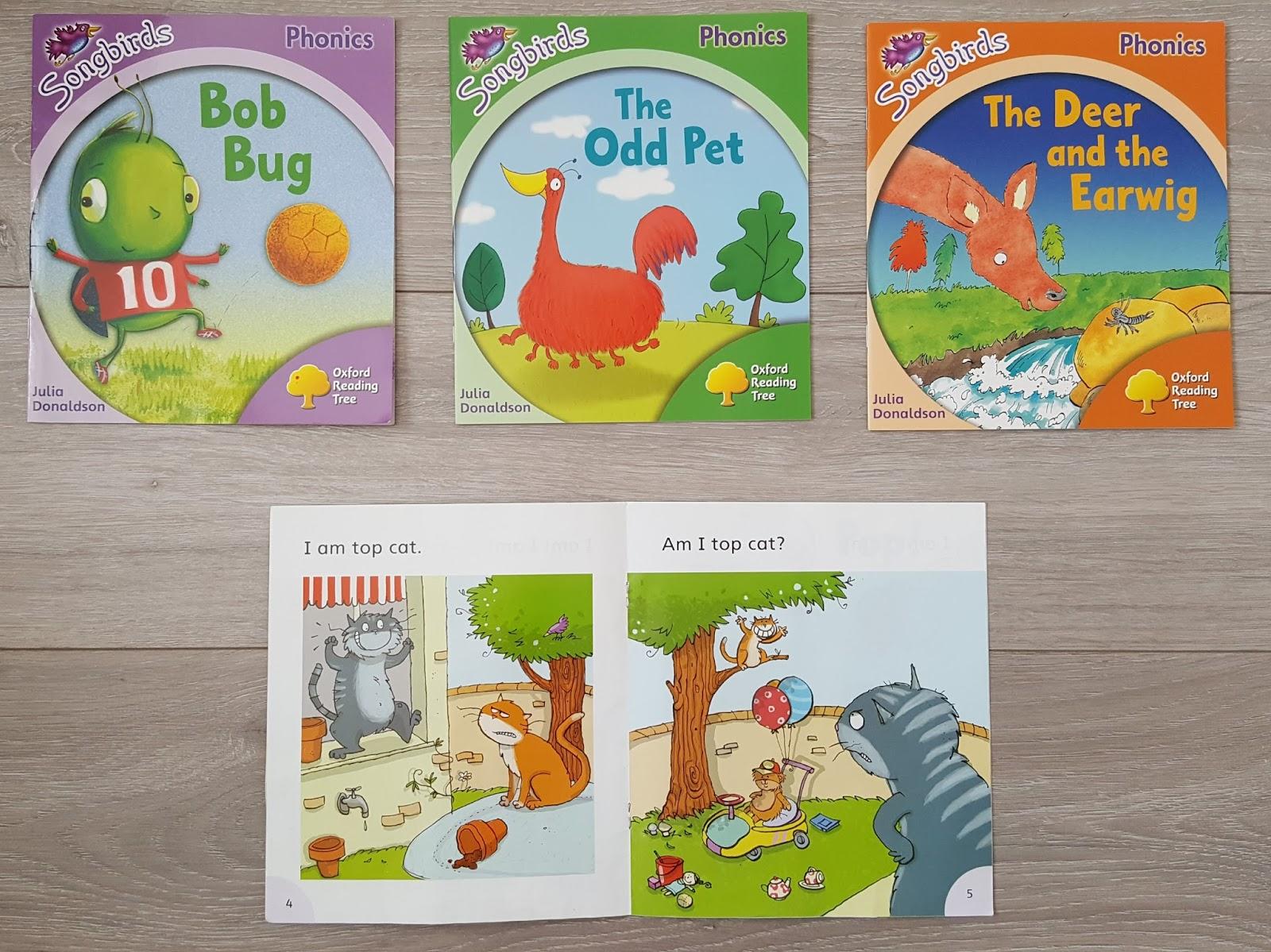 Workbooks oxford reading tree workbooks : Review of 5 Reading Scheme Books | Multicultural Motherhood