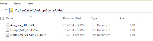 Welcome To TechBrothersIT: SSIS - How To Load Multiple Files (  txt