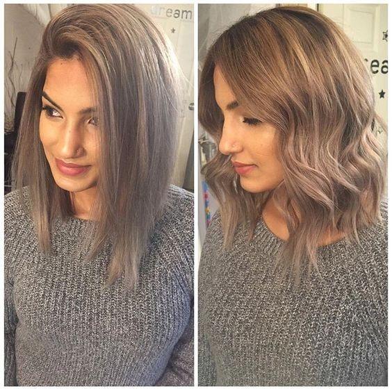 Medium A Line Haircuts