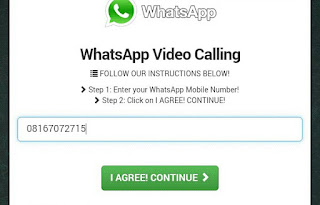 WhatsApp Set To Launch WhatsApp Video Call Feature price in nigeria