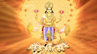 Indian God Aryaman image