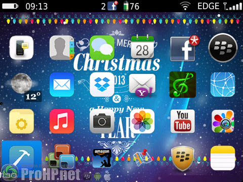 10 Plus 7 - Christmas and New Year Edition (9900/9930 OS7) Preview 3