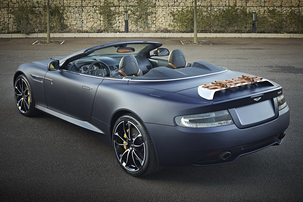 Geneva Preview: Q by Aston Martin