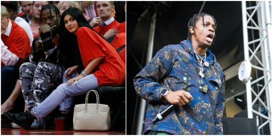 Kylie Jenner's boyfriend, Travis Scott arrested after concert performance