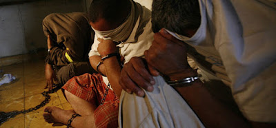 Escapan tres personas de sus secuestradores en Veracruz