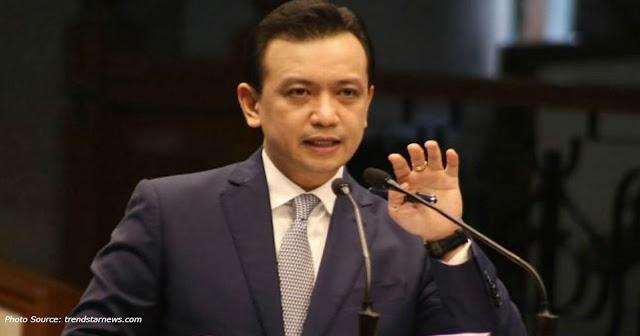 Trillanes naghain ng resolution sa senado upang imbestigahan ang pagsasara ng Boracay.