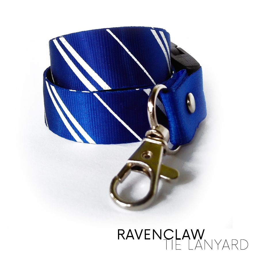 tali id card Ravenclaw dasi Hogwarts