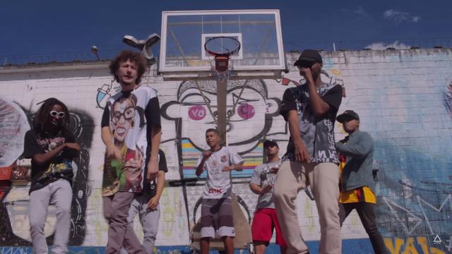 Barão U em parceria com Fita Mc [ExDr] lança o clipe 'Escute'