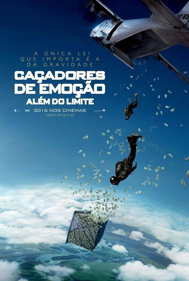 Caçadores de Emoção: Além do Limite Torrent – Blu-ray Rip 720p e 1080p Dual Áudio (2016)