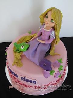aniversário Rapunzel  bragança disney