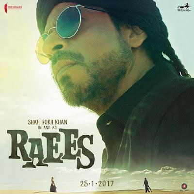Raees Bollywood movies 2017