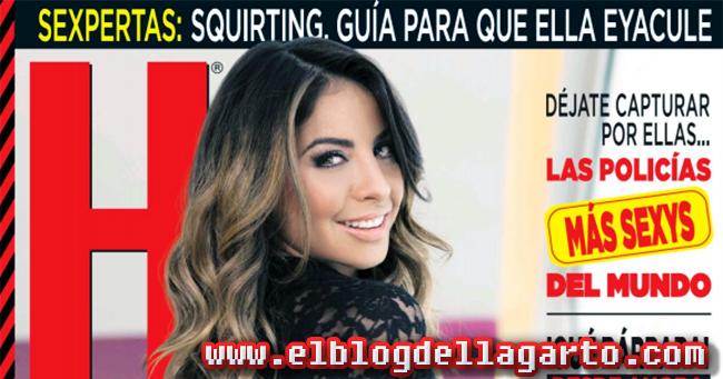 Revista H Marzo 2017 Daniela Fainus banner