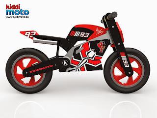 детски мотор за балансиране Кидимото Марк Маркес