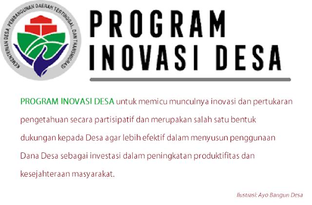 Rekrutmen Tenaga Ahli dan Tenaga Pendamping Program Inovasi Desa, Kementerian Desa Pembangunan Daerah Tertinggal dan Transmigrasi