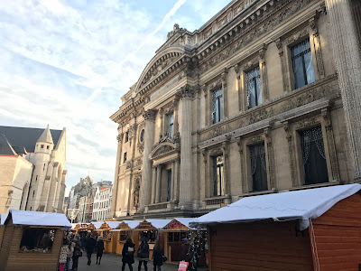 Travel, Belgium, Brussels, Blogmas, Christmas, Christmas Markets, City Hopping