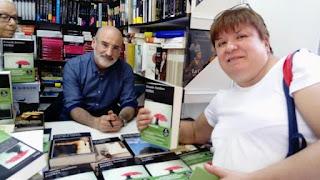 Fernando Aramburu y María Loreto Navarro Pacheco, Blog Negro sobre Blanco