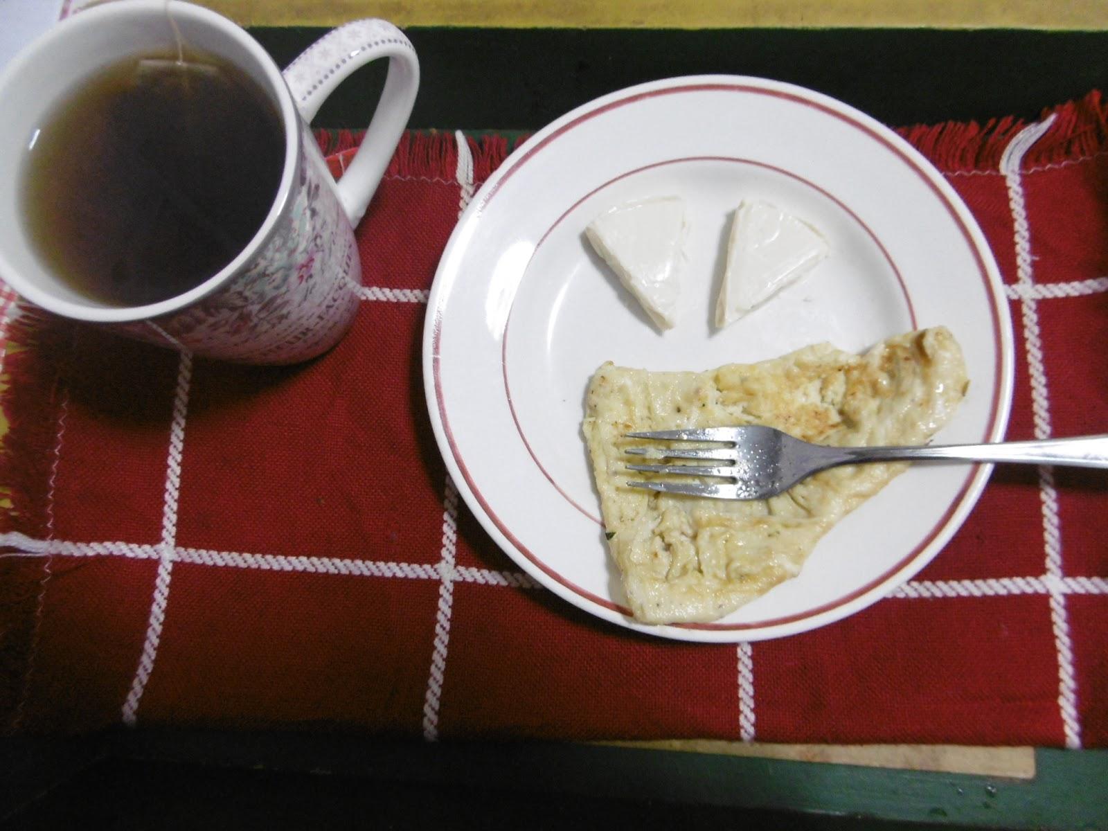 Pate de pollo con tostada en dieta disociada