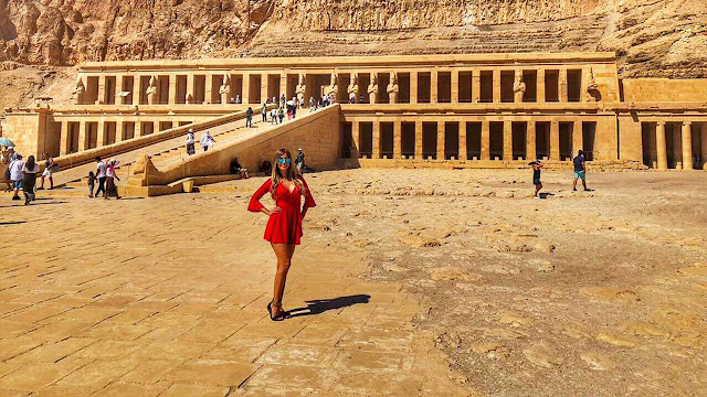 Hatshepsut Temple - Is Egypt Worth Visiting - www.tripsinegypt.com