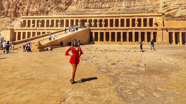 Hatshepsut Temple - Is Egypt Worth Visiting - www.tripsinegypt.com