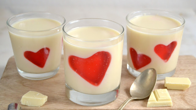 receta san valentin