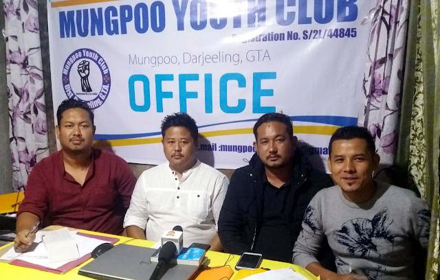 Mungpoo Youth Club to organise Gold Cup