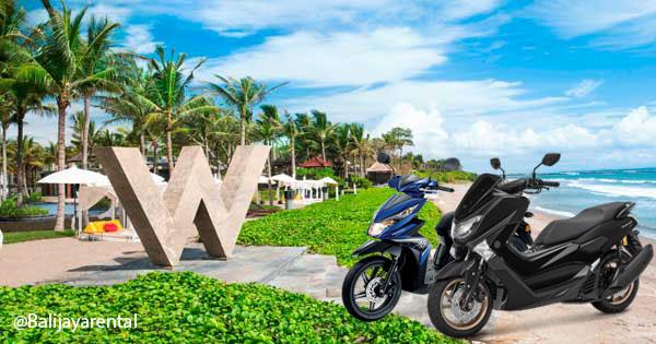 Sewa Motor Di Seminyak Bali