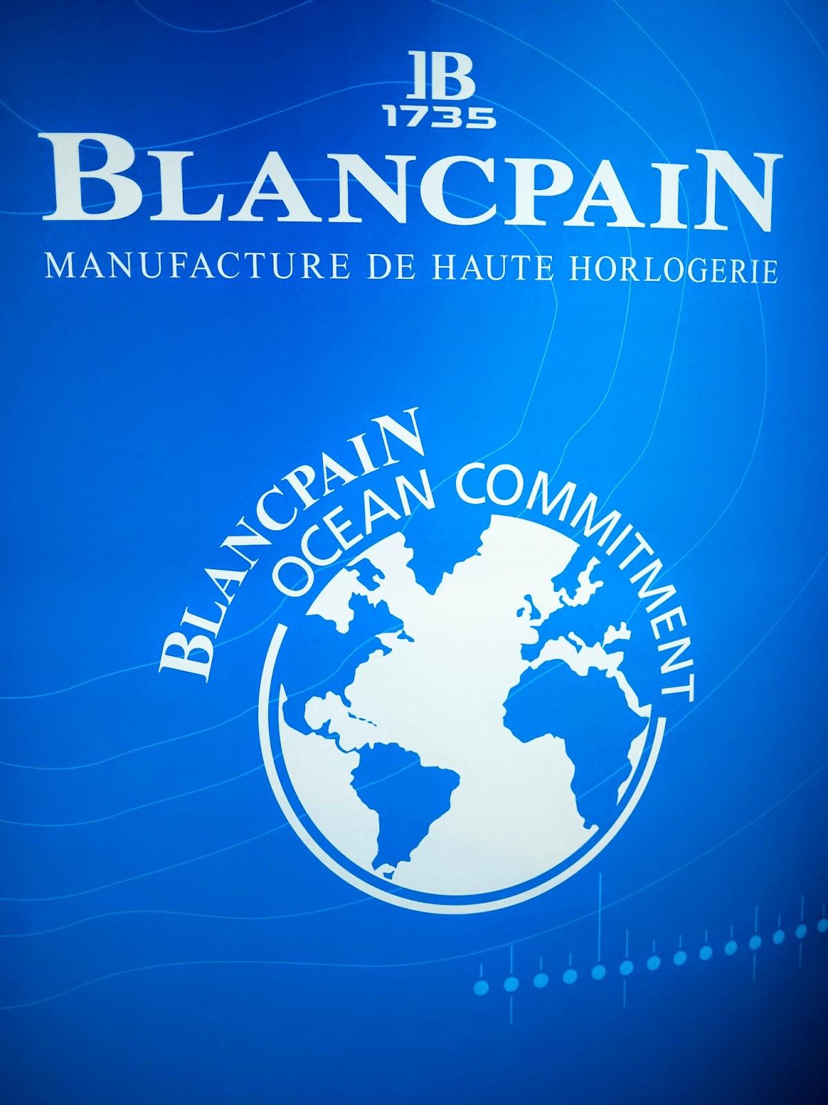 Blancpain ocean 2