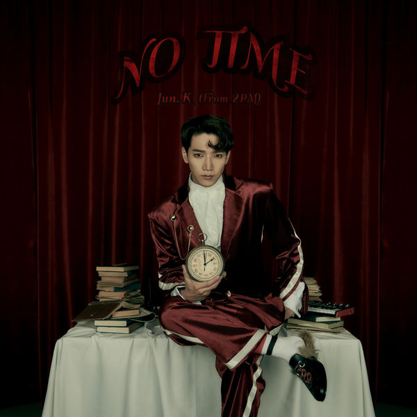 Jun. K (From 2PM) – NO TIME(初回生産盤B) (ITUNES PLUS AAC M4A)