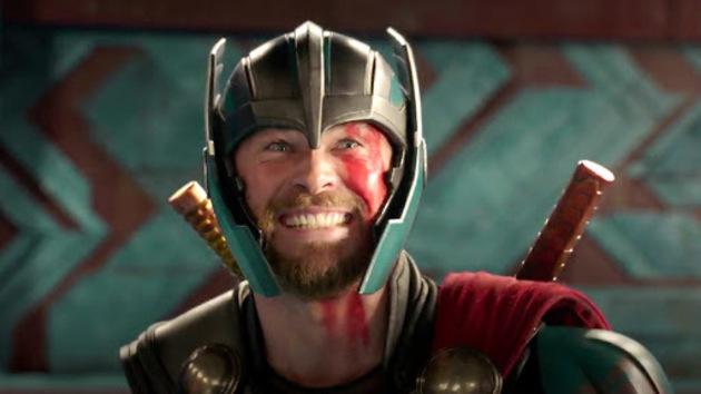 Filme de Thor é engraçado