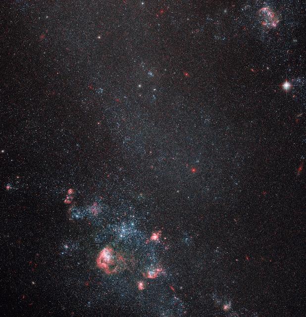 Dwarf Galaxy IC 2574